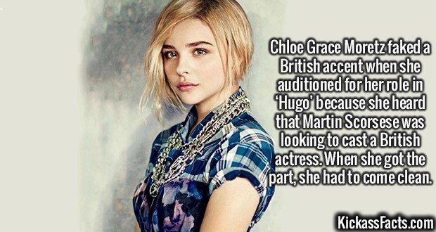 2563 Chloe Grace Moretz