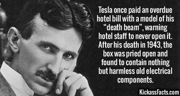 2568 Nikola Tesla