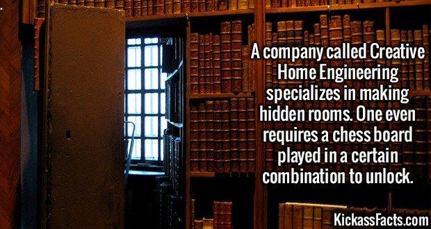 2569 Hidden Rooms