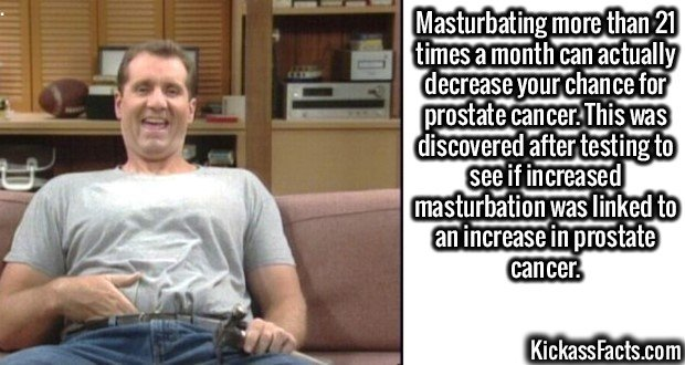 can you masturbate with prostate cancer