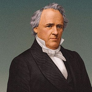 circa 1845:  James Buchanan (1791 - 1868), fifteenth president of the United States of America.  (Photo by Stock Montage/Stock Montage/Getty Images)