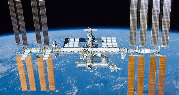 10. International Space Station