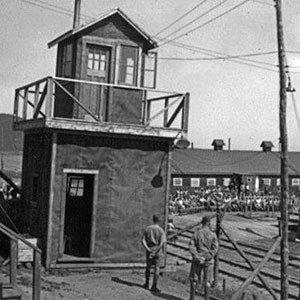 Canada POW camp