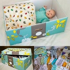 Finland Maternity Box