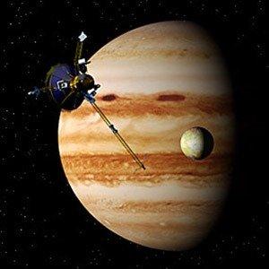 Galileo probe