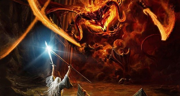 01. Gandalf and the Balrog