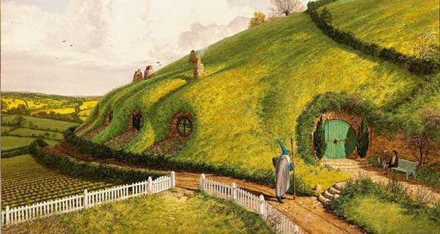02. The Shire