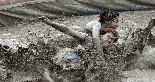 04. Boryeong Mud Festival