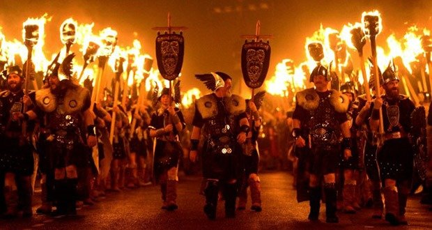 06. Up Helly Aa Fire Festival