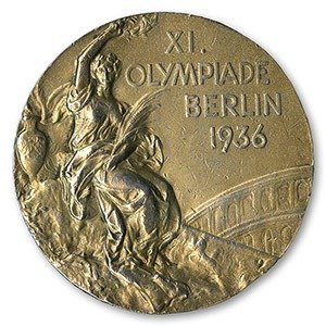 07. Jesse Owens's 1936 Olympics Gold Medal