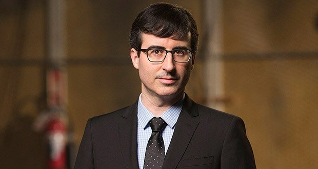07. John Oliver starts a fake church to show how easy it is to get tax exemption and he donates all money