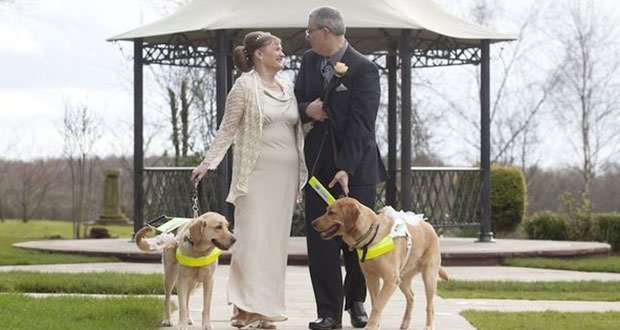 08. Guide Dog Owners Marry