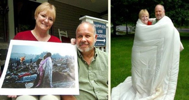 09. The Couple From Woodstock LP Cover is Still Married 46 Years After Concert