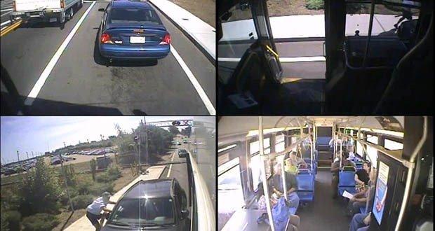 10. T Bus Driver Prevents Crash