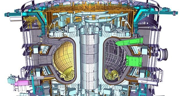 11. ITER International Thermonuclear Experimental Reactor