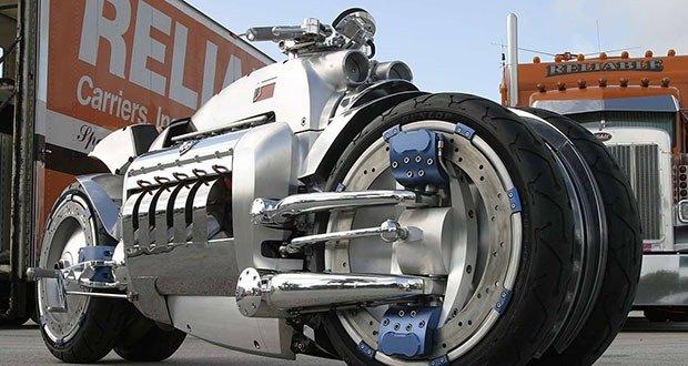 14. 2003 Dodge Tomahawk