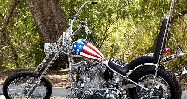 14. Easy Rider Chopper