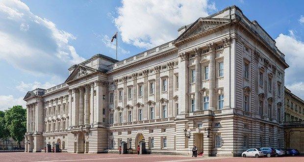 17. Buckingham Palace