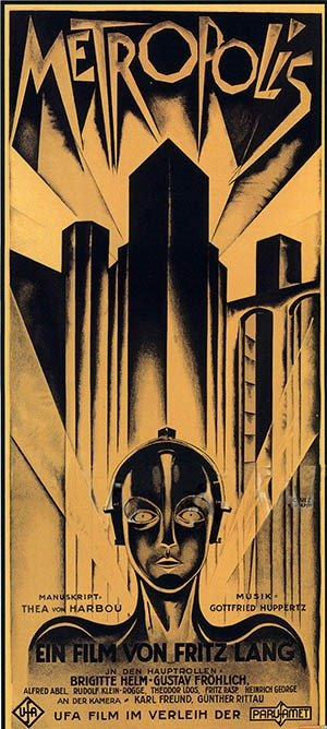 20. 1931 Metropolis, International Version