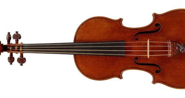 "24. 1721 ""Lady Blunt"" Stradivarius Violin"
