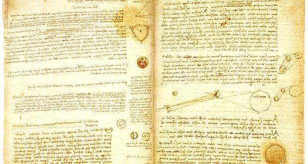 27. Codex Leicester (Codex Hammer), Leonardo Da Vinci