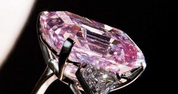 29. Graff Pink (Pink Diamond)