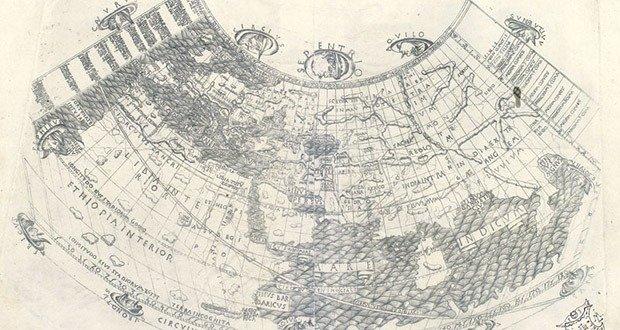 30. Ptolemy's Cosmographia, 1477