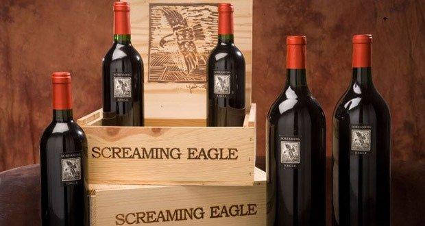 34. Screaming Eagle Cabernet Sauvignon 1992