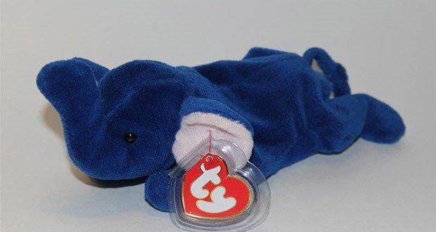 38. Royal Blue Peanut the Elephant