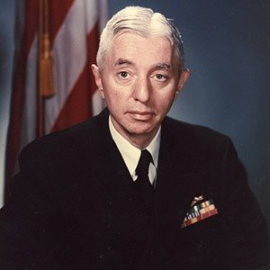 Admiral Hyman G. Rickover