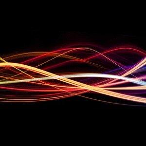 lightwaves - lines of light