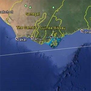 Misses Guniea Bissau Islands