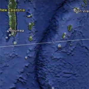 Misses New Caledonia