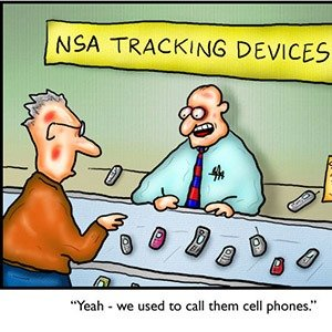 NSA Tracking Devices
