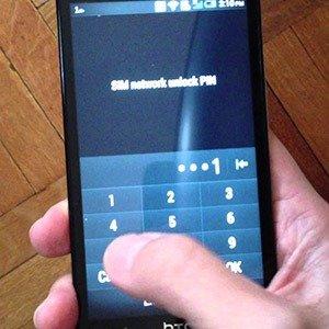 Unlocking Phone