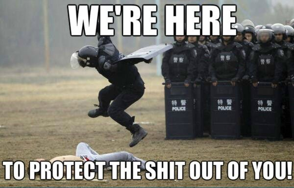 We are here to Protect You