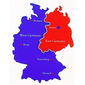 West-East Germany