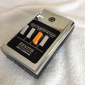 Zenith TV remotes