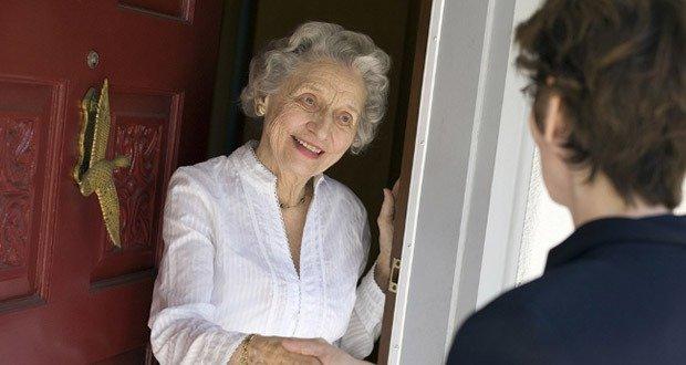 02. Always tell door-to-door security alarm sellers…