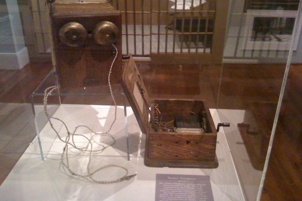 02. The Tucker Telephone