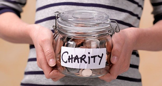 04. Before donating to a charity…