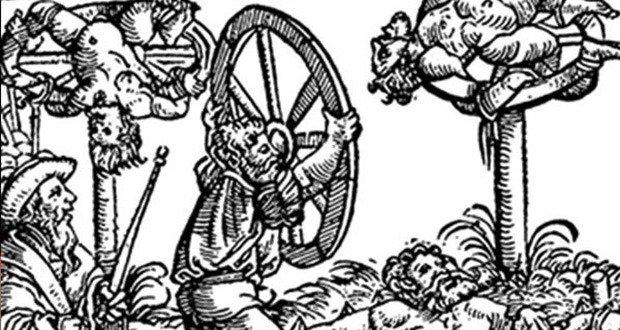 07. The Wheel, or the Breaking Wheel