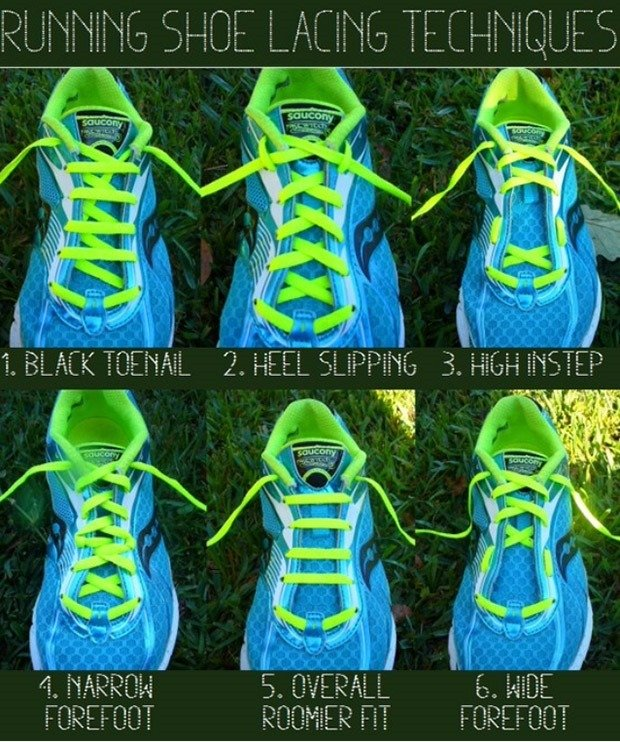 09. How to lace your running shoes