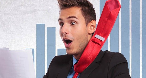 10. When wearing a tie on a windy day…