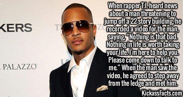 2702 Rapper T.I.