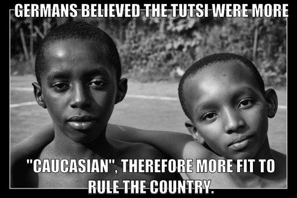 Hutu vs. Tutsi