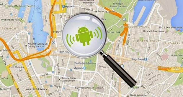 Locate Lost Android Phone