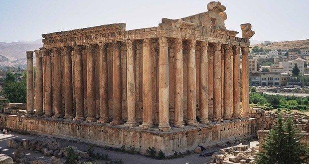 Roman temples