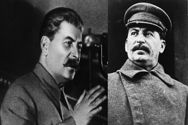 The Man- Joseph Stalin