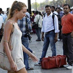 India Scared Tourists